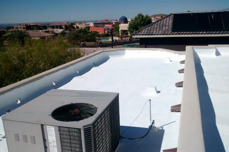Oasis Flat Roof Service
