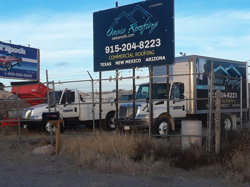 Oaisis Trucking Equipment